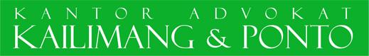 Kantor Advokat Kailimang & Ponto